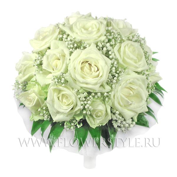 Букет цветов для невесты № 17