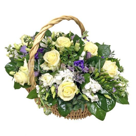 Подарочная корзина «Виолетта» дополнительные изображения
