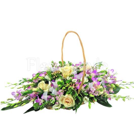 Подарочная корзина «Нинель» дополнительные изображения