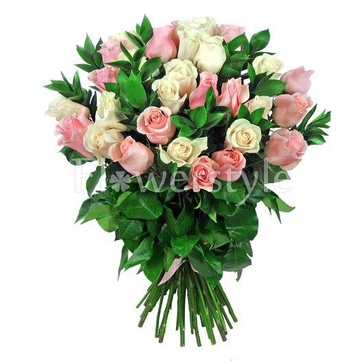 """Букет из роз """"Афродита"""" дополнительные изображения"""