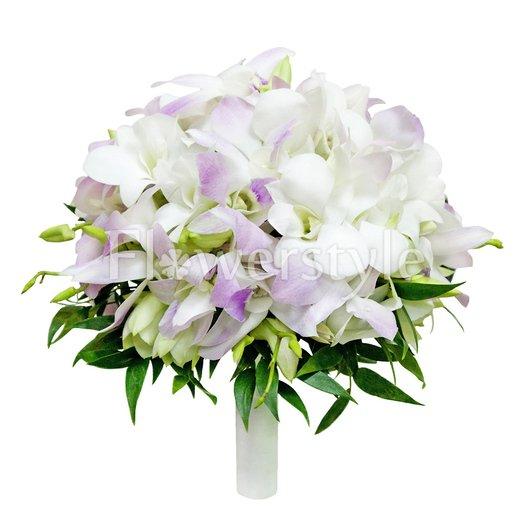 Свадебный букет для невест №63 дополнительные изображения