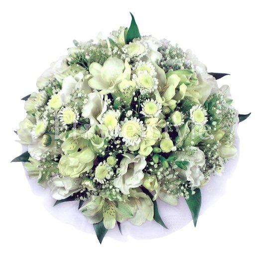 Букет цветов для невесты № 43