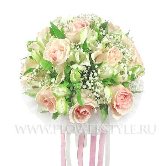 Букет цветов для невесты № 79