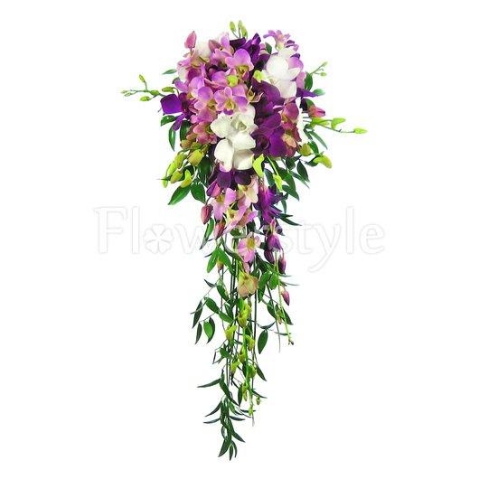 Букет для невесты № 1 дополнительные изображения