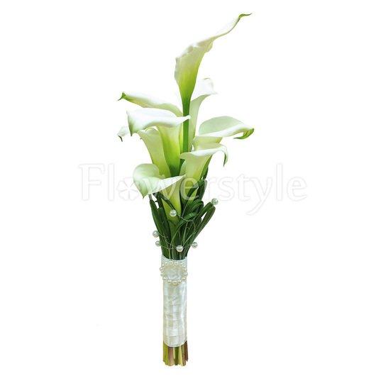 Букет цветов для невесты №117 дополнительные изображения