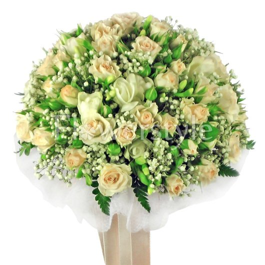 Букет цветов для невесты № 4