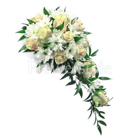 Букет невесты № 97 дополнительные изображения