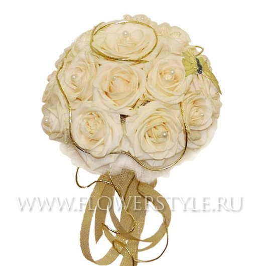 Букет цветов для невесты № 119