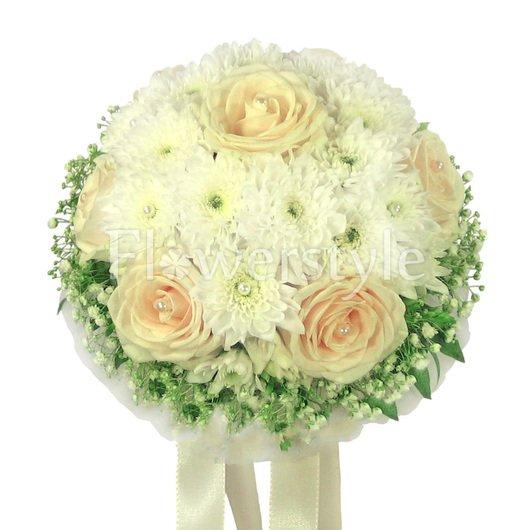 Букет цветов для невесты № 44